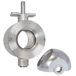 Material Execution 1A-Soft seated Control Valve