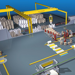 mastergrip automatic roll storage