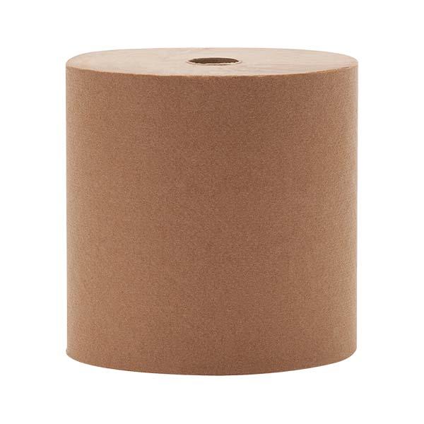 Hardwound Towel, Kraft 8000