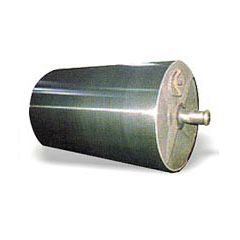 Paper Mill Metal Rollers