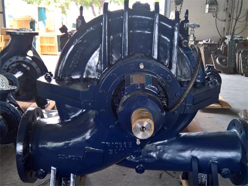 Split Case- High Flowhead Pump