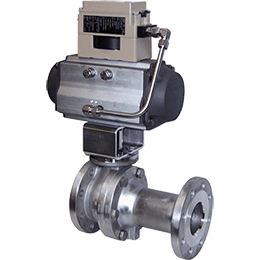 26d-two-piece floating ball valve