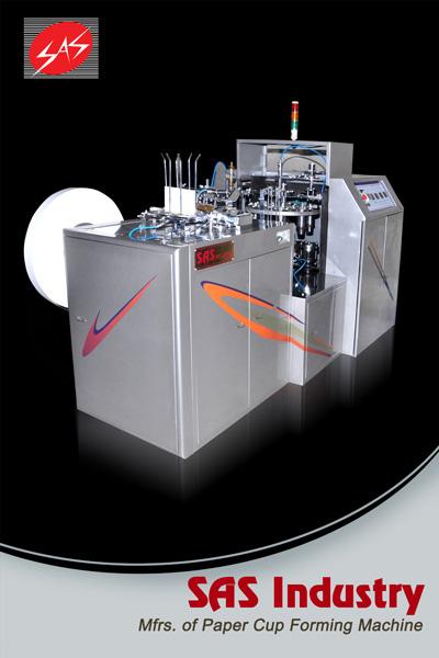 Paper Cup Converting Machine