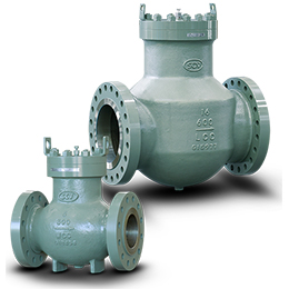 piston check valves-api 6d