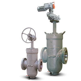 thru conduit gate valves-api 6d