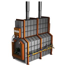 radiant-convective heater