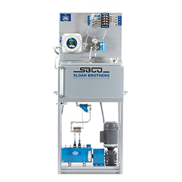 sloan lubrication system