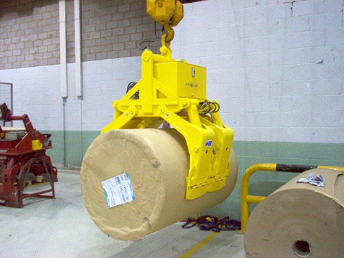 CRANE MOUNTED WITH POWER PACK