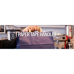 Paper Tape Handles