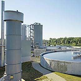 raw water treatments