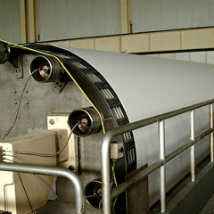 Air Turn for Paper Drying