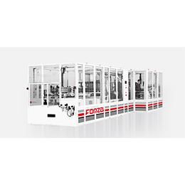 Paper Rolls Packing Machine Forza
