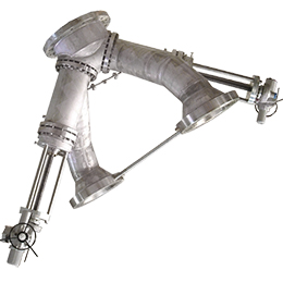 disc diverter valves