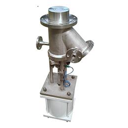 metal-dual seated piston valves