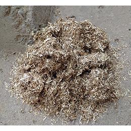 Flax Fibers and Pulp