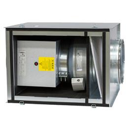 tlp 125-1-2 air handl unit