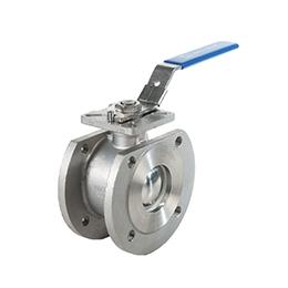 Segment ball valves