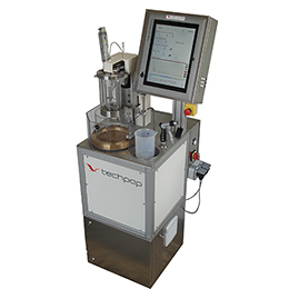 handsheet retention tester