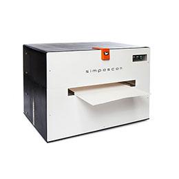 Simpascan Dirt Laboratory Analyzer
