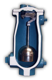 Air Release Wastewater Valves