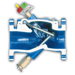 swing-flex check valve