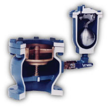 Vacuum Breaker Air Valves