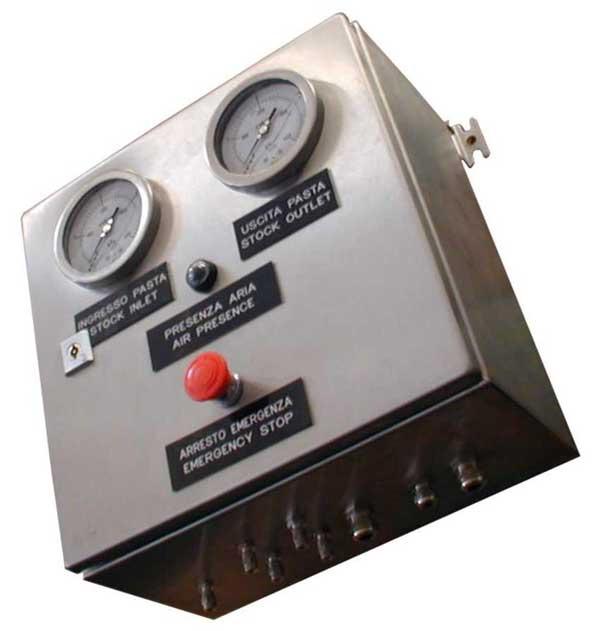 Refiner Control Panels