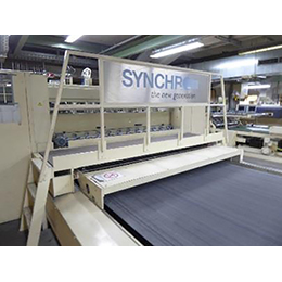 Central Colour and starch processing system