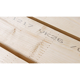 Finger-jointed sawn timber