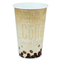 hot beverage cups-coffee flavor