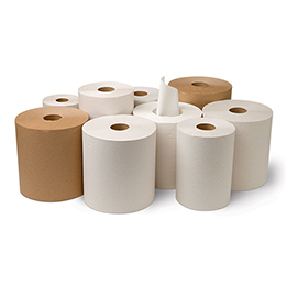 ecosoft roll towels