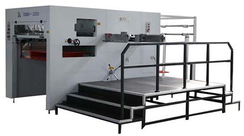 XMB-1300 CARTON DIE-CUTTER MACHINE