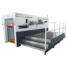 xmq-1050e automatic die cutting machine