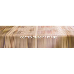 COATED ONE-SIDE PAPERS