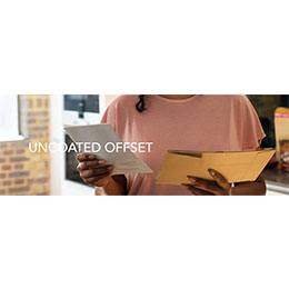 UNCOATED OFFSET