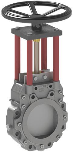 DB Series knife gate valves