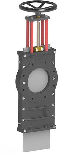 SG Series knife gate valves