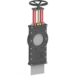 sg series knife gate valves