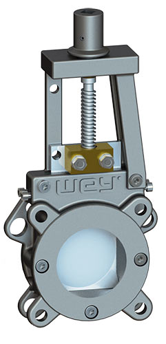 TI3 Series knife gate valves