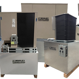 Sa-series packaged air cooled chiller
