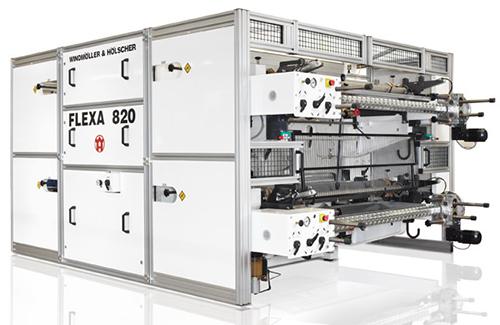 FLEXA 820 Flexo End Printers
