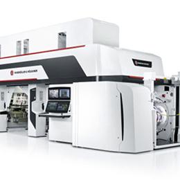 heliostar ii s gravure printing presses