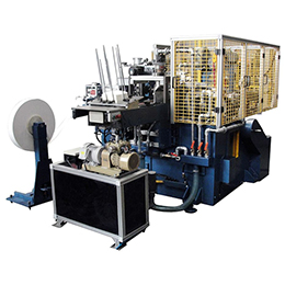 scm-120 120pcs-min high speed disposable cup making machine